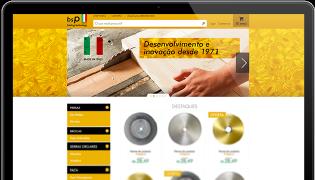 Loja Virtual BSP Tools